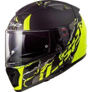 Casco Integral LS2 Helmets – Modelo Breaker FF390 FELINE