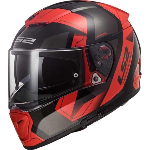 Casco Integral LS2 Helmets – Modelo Breaker FF390 PHYSICS